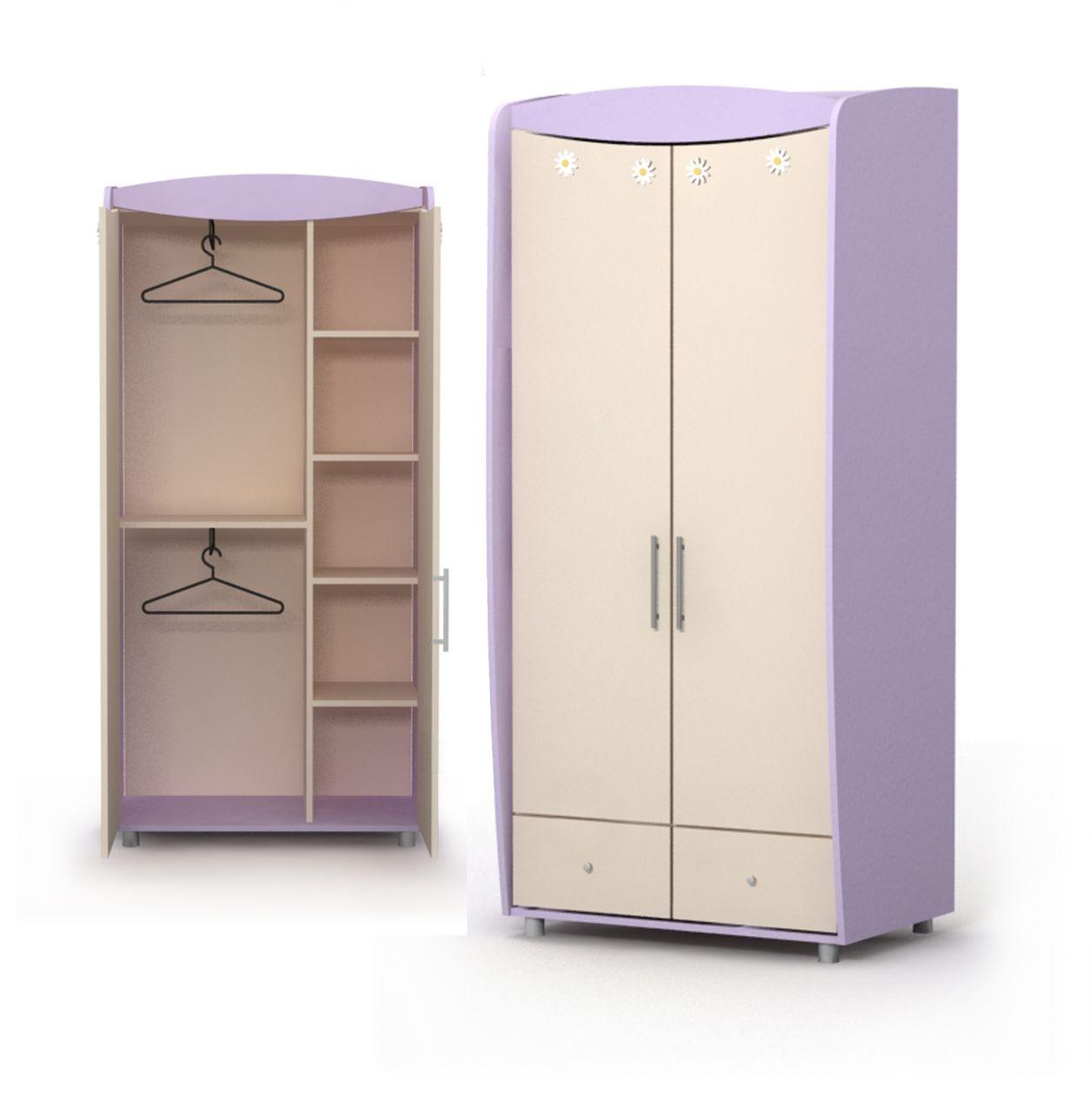 Шкаф 2-дв silvia si-02-1 купить в киеве и житомир - интернет.