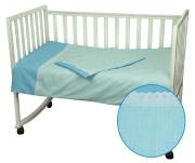 942КУ КАРАПУЗ 3 предмета - постельный комплект в кроватку ТМ РУНО (Украина)