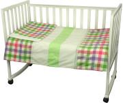 942 ПРОВАНС 3 предмета - постельный комплект в кроватку ТМ РУНО (Украина)