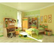 Детская комната ACTIVE БАСКЕТБОЛ - ТМ BRIZ (Украина)