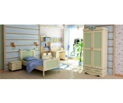 Детская комната ANGEL (голубой) - ТМ BRIZ (Украина)