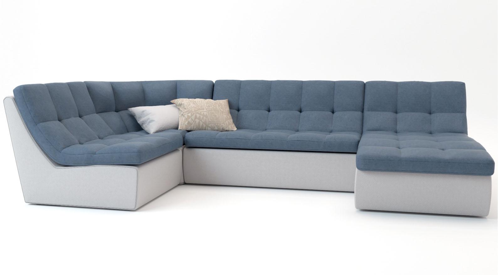 Диван-кровать от Аскона: современные ортопедические диваны
