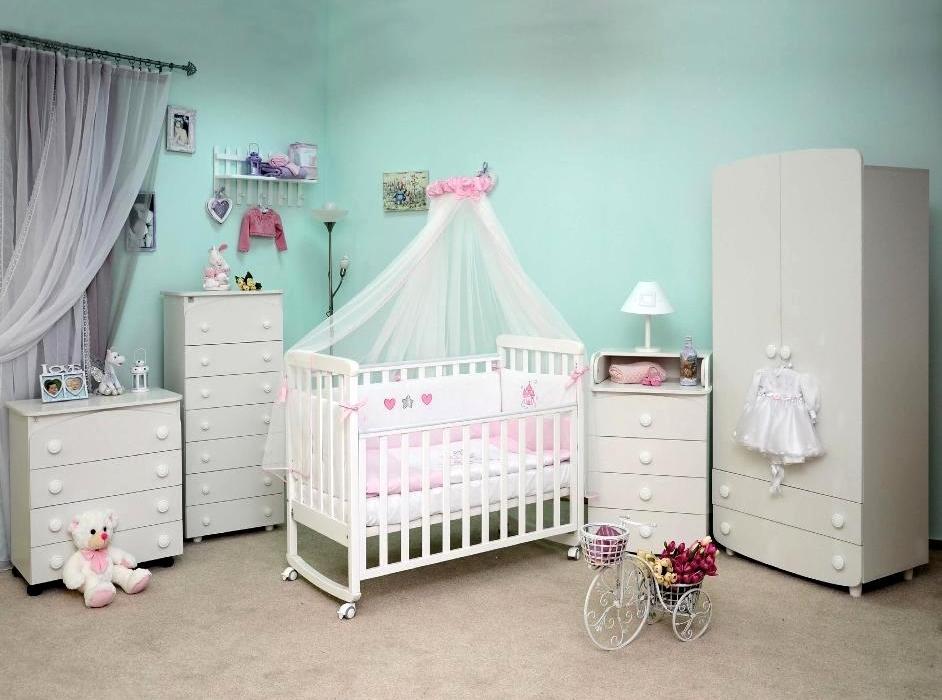 Детская комната ВЕРЕС