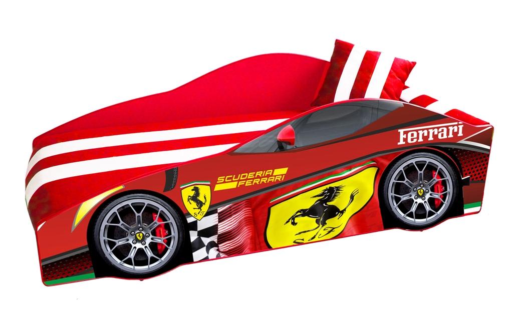 Ferrari E-2 красный №2