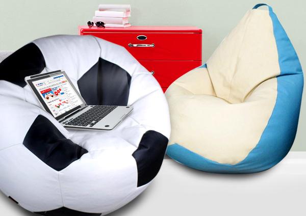 Кресла-мешки купить в Киеве, Украине - Интернет магазин E-MATRAS